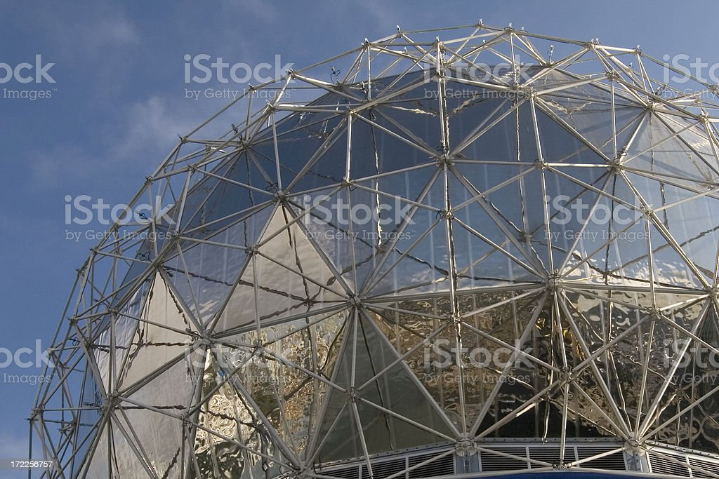 Vancouver World of Science stock photo