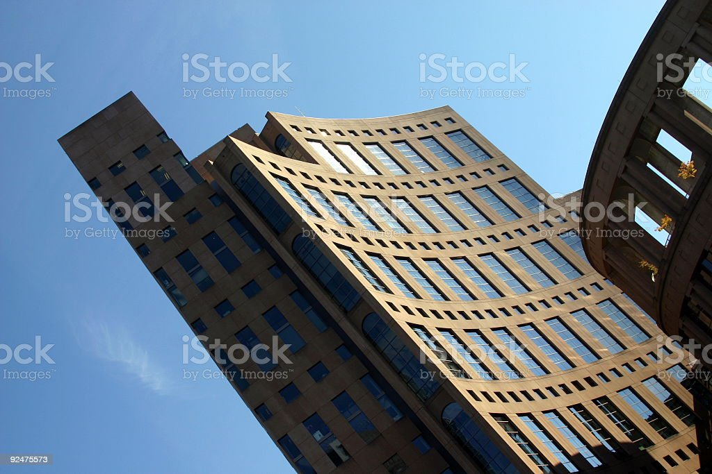 Vancouver_Library royalty-free stock photo
