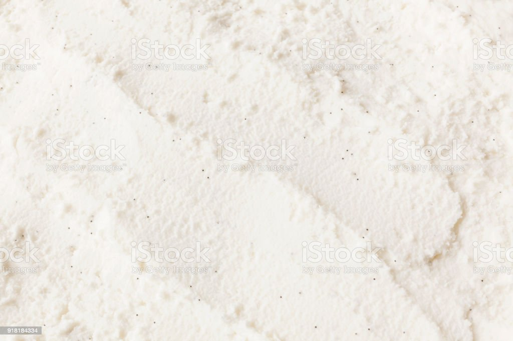 Vanilla Bean Ice Cream Background Stock Photo - Download ...