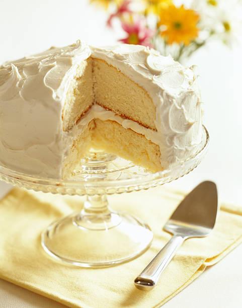 Vanille Torte – Foto