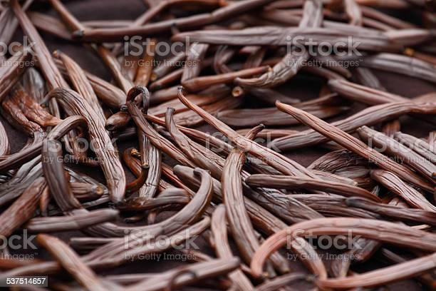Vanilla Dry Fruit Stockfoto en meer beelden van 2015