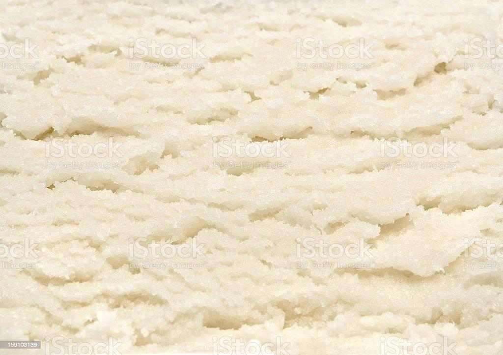 Vanilla Ice Cream Background Stock Photo - Download Image ...