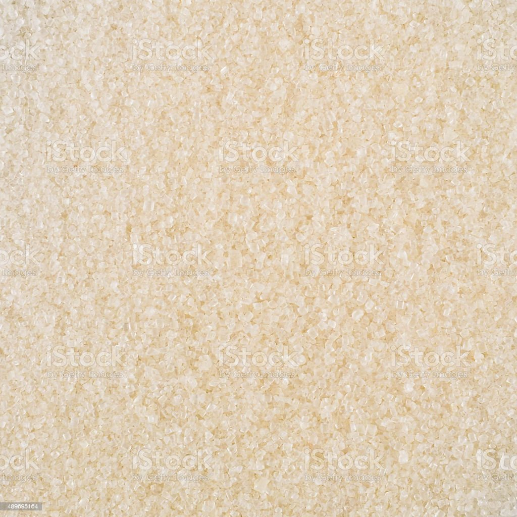 Vanilla Sugar Pattern Texture Background stock photo