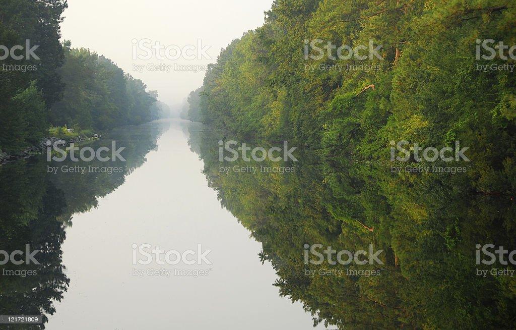 Vanishing Point stock photo
