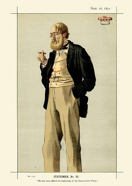 vanity fair print-charles manners, 6. herzog von rutland - senior bilder wasser stock-fotos und bilder