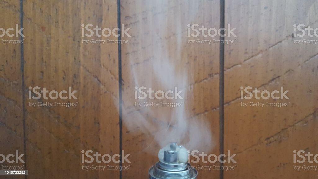 Vape Coil Vaporizes Eliquid Mod Rba Rda Stock Photo & More