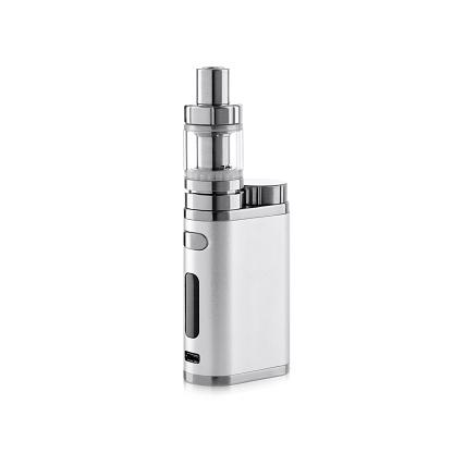 Vape electronic cigarette isolated on white background