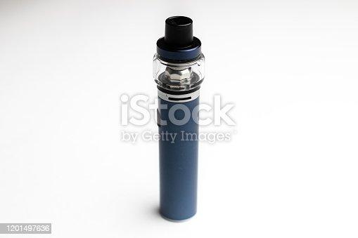 1137088939 istock photo Vape electronic cigarette 1201497636