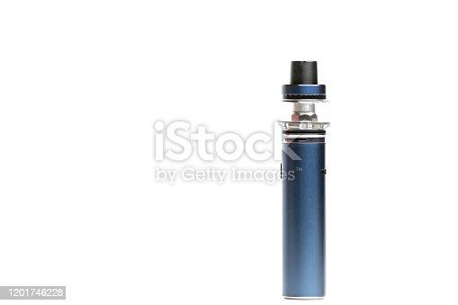 1137088939 istock photo Vape electronic cigarette 1201746228