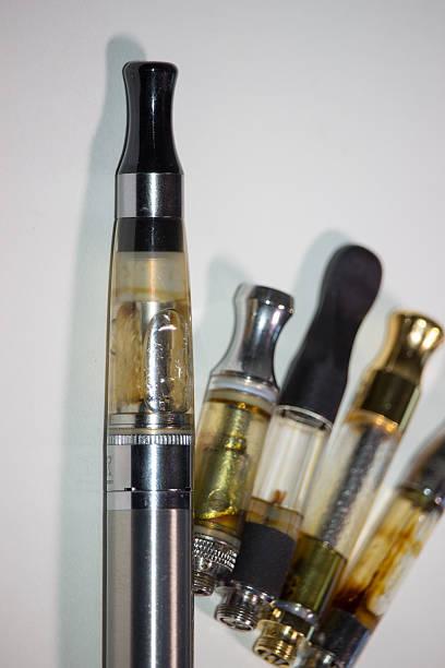 Vape Pen stock photo