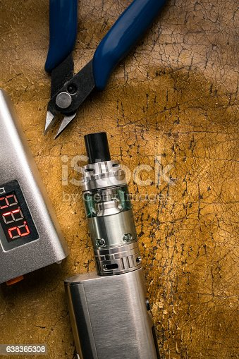 830035654istockphoto vaping tools and accessories, vaping device. 638365308