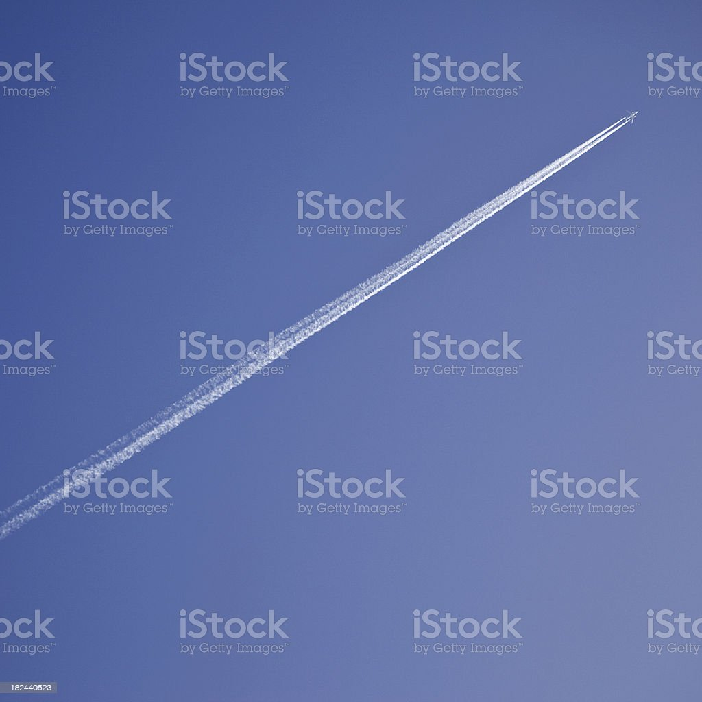 Vapor stripes # 6 royalty-free stock photo