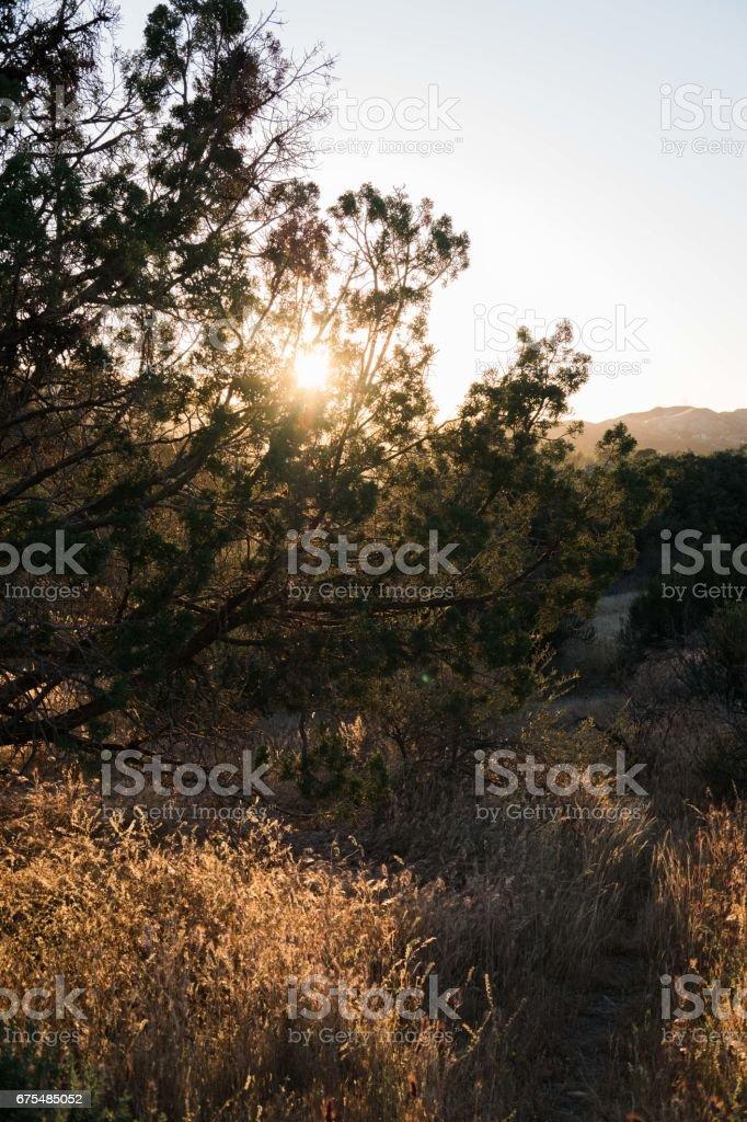 Vaquez Rocks, Californie photo libre de droits