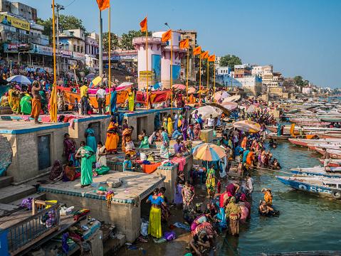 Varanasi India Stock Photo - Download Image Now