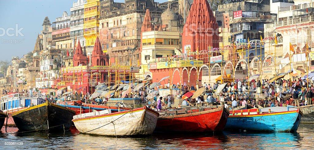 Varanasi – Foto