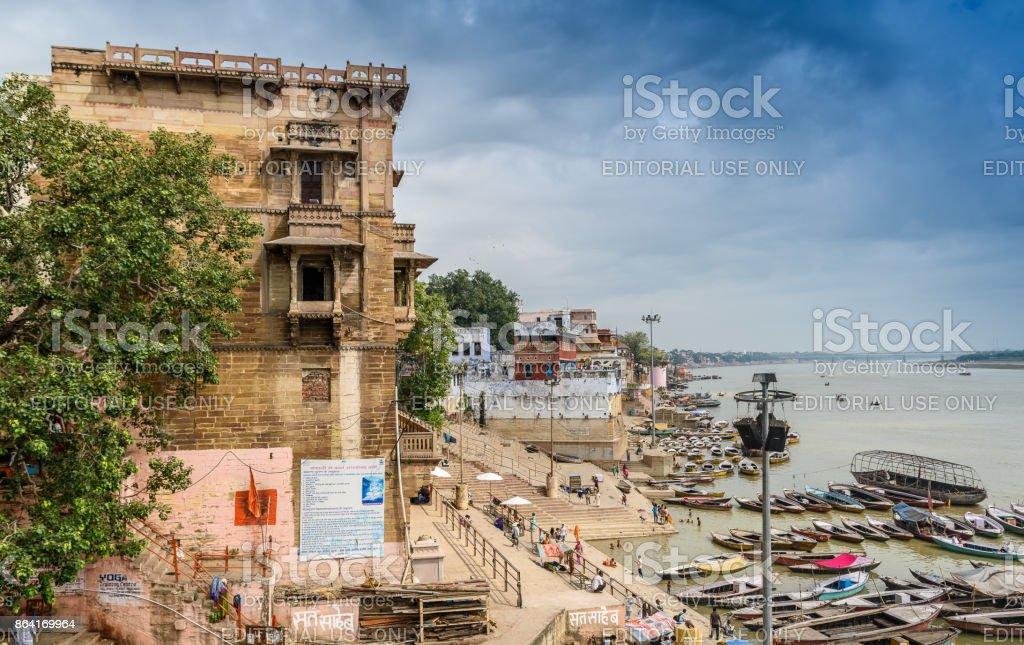 Varanasi royalty-free stock photo