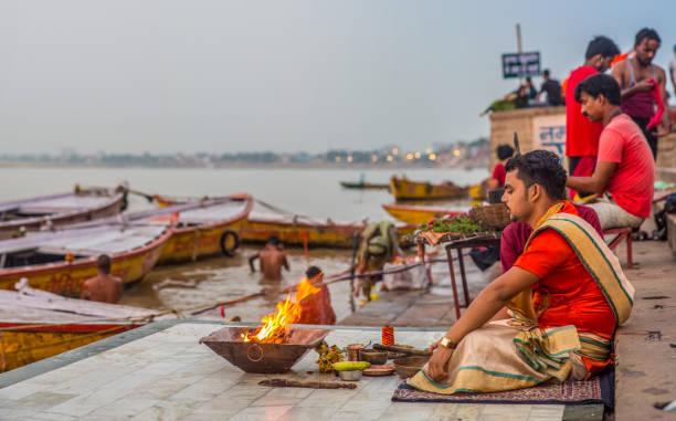 Varanasi_Ritual9 – Foto