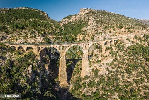 Historical Varda Bridge, Hacıkırı, Adana, Turkey