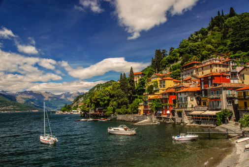 Varenna Italy Stock Photo - Download Image Now