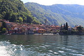 istock Varenna village on Lake Como in Lombardy, Italy 1154369705