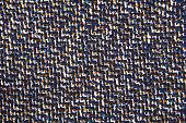 密生ウール パターン、テクスチャのような多彩な色のツイードはテクスチャ メランジュ家具製造販売業生地バック グラウンド コピー スペースです。