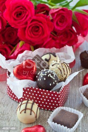 183269671istockphoto Variety of chocolates 463874691