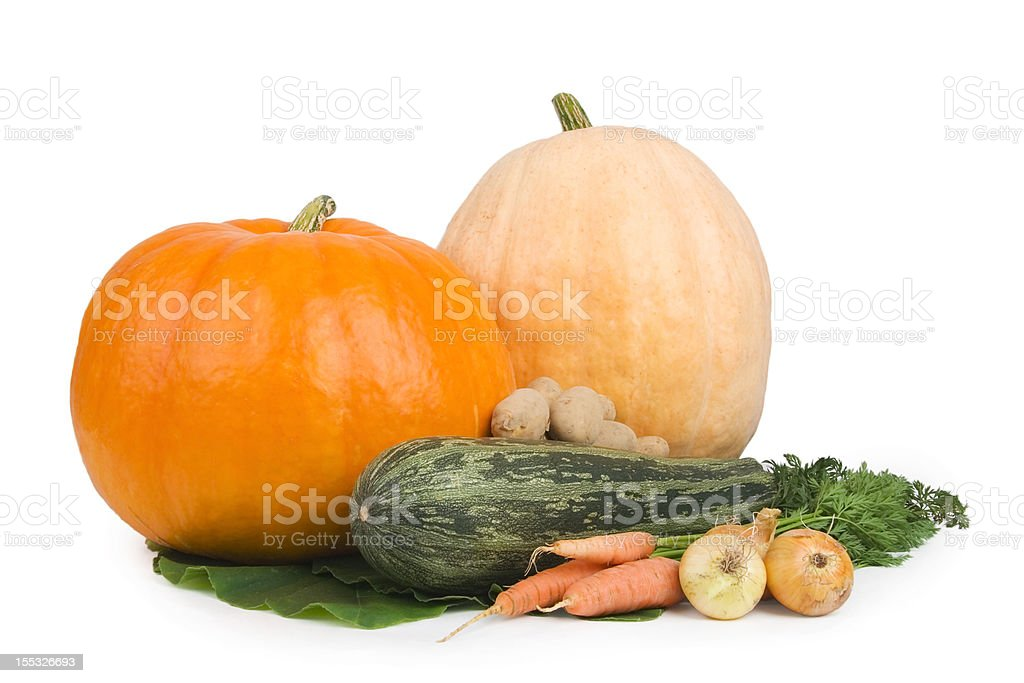 Variety of vegetables royalty-free stock photo