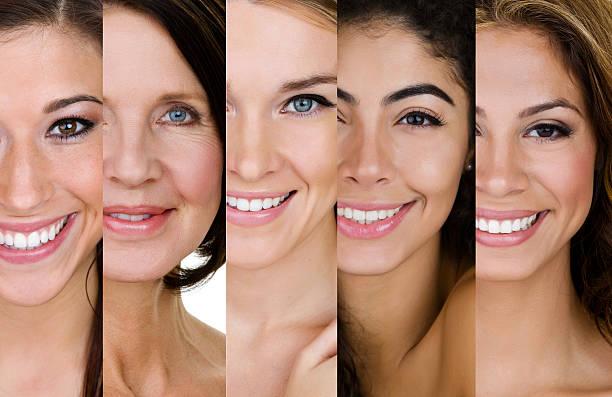 Diversité de femmes - Photo