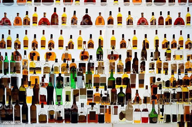 Various alcohol bottles in a bar picture id499286770?b=1&k=6&m=499286770&s=612x612&h=oydhb5sergdet9ylaxh42vlh ndz7f7jobzfut2stqm=