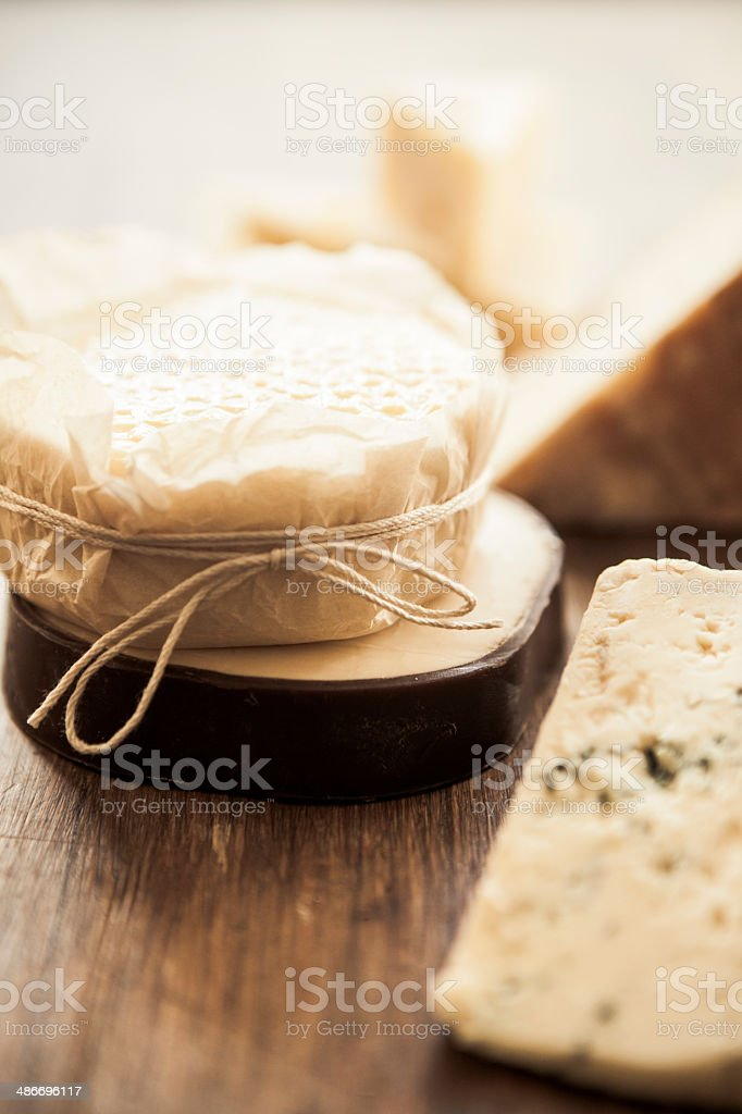 Various Cheese stock photo