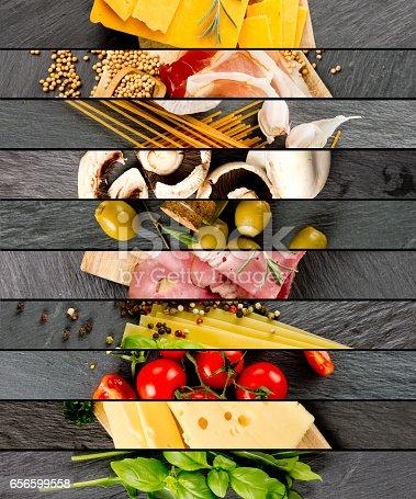 istock Various Food Mix 656599558