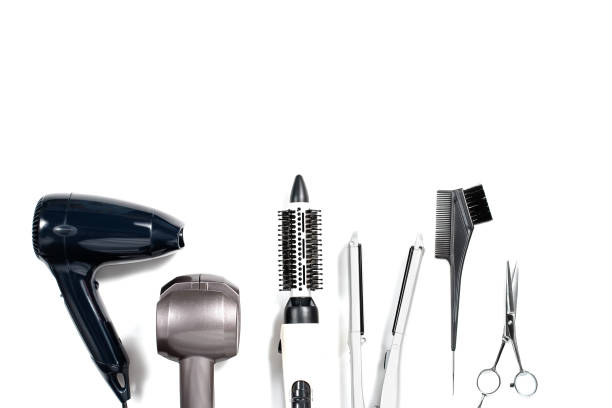 Royalty Free Hair Styling Tools Pictures, Images and Stock ...