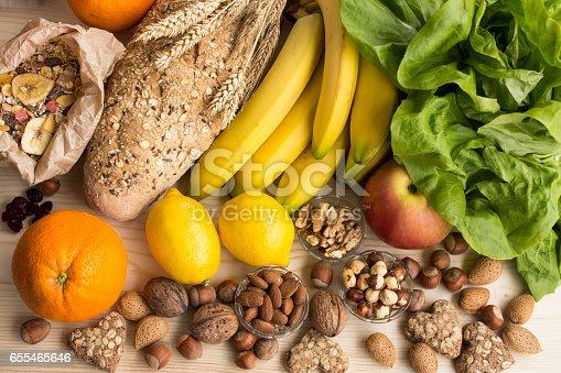 istock Various Healthy Food 655465646