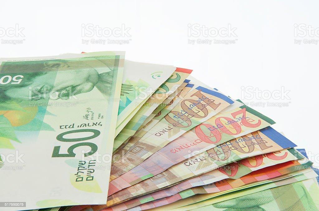 israelische währung