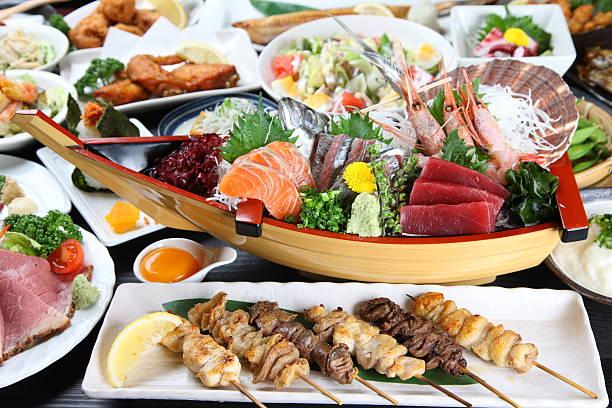 various japanese dishes - 和食 ストックフォトと画像