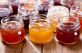 istock various jars of fruit jam 887516938
