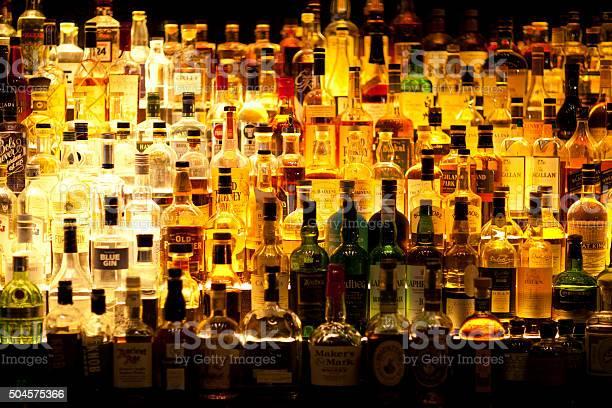 Various liquor bottles backlit picture id504575366?b=1&k=6&m=504575366&s=612x612&h=kbpfo9uoplmvh hxcnul62zfvv0xniye3milozr1zlg=