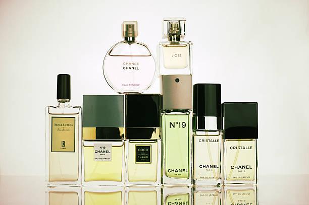 conjunto de perfumes