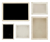 istock Various photo collection in black, tan, and white 185256446