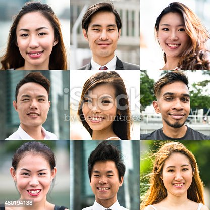667207410 istock photo various size of mixed race asiatic characters collage 480194138