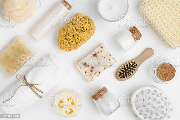 Various spa and beauty threatment products isolated on white picture id637899066?b=1&k=6&m=637899066&s=612x612&h=pozevvqt4ese1imkrmq0l60bsxmsvuvbcw74b3otofg=