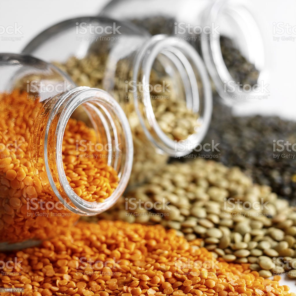 Various spices selection royalty-free stock photo