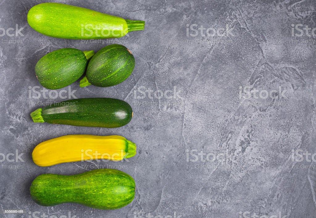 Various squash copy space стоковое фото