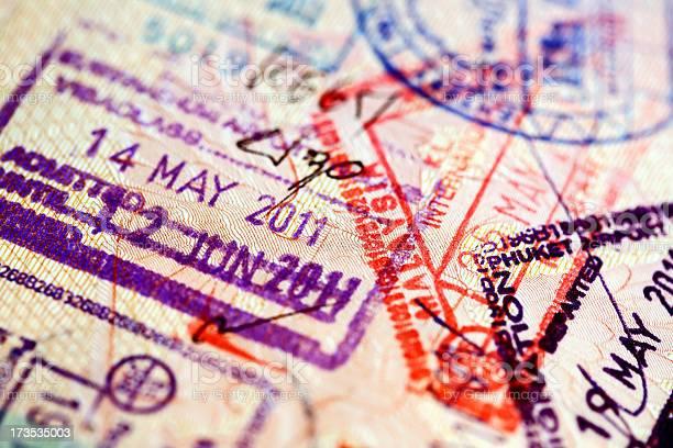 Various stamps inside passport picture id173535003?b=1&k=6&m=173535003&s=612x612&h=z9kp gc9cg64u2vjnnwhsqdd0rqvrab tm vtdec8t8=