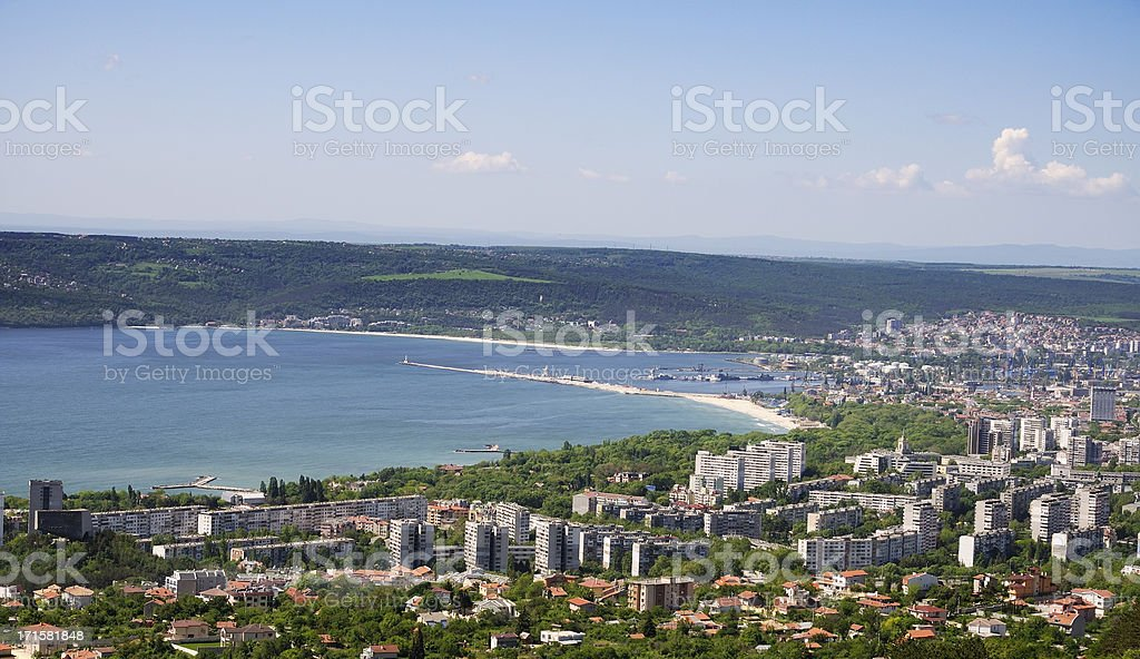Varna, Bulgaria stock photo