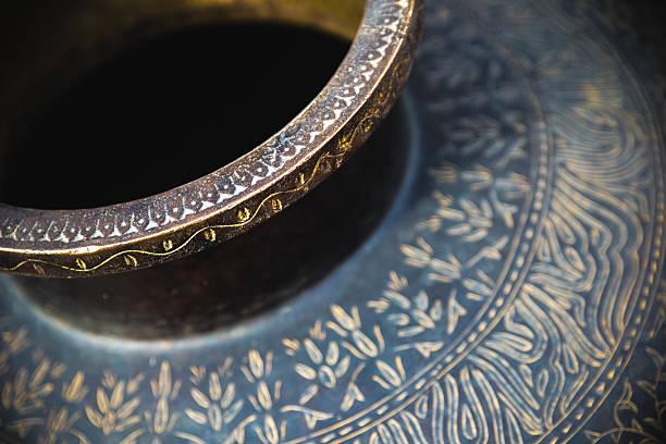 vase details - keramik vase stock-fotos und bilder