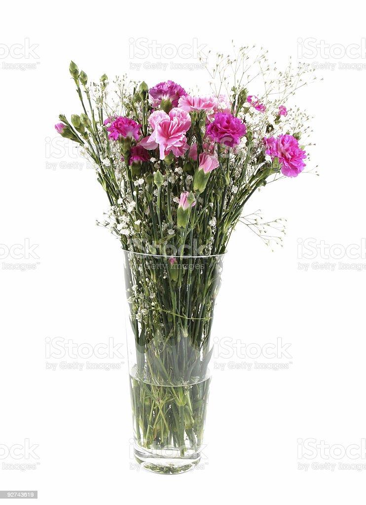 Vase mit Blumen Lizenzfreies stock-foto