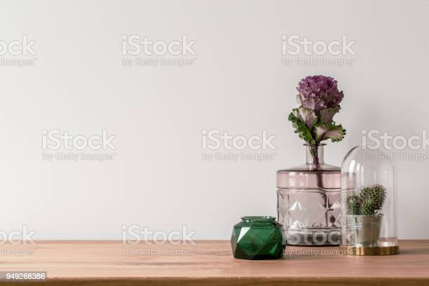 Photo of Vase on empty white background