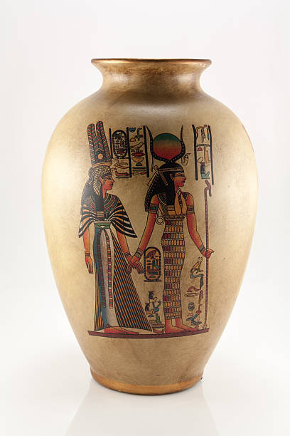 Royalty Free Egyptian Vase Pictures Images And Stock Photos Istock