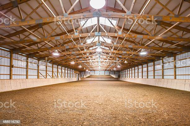 Photo of Vast Horse Barn, Equestrian Training and Practice Arena